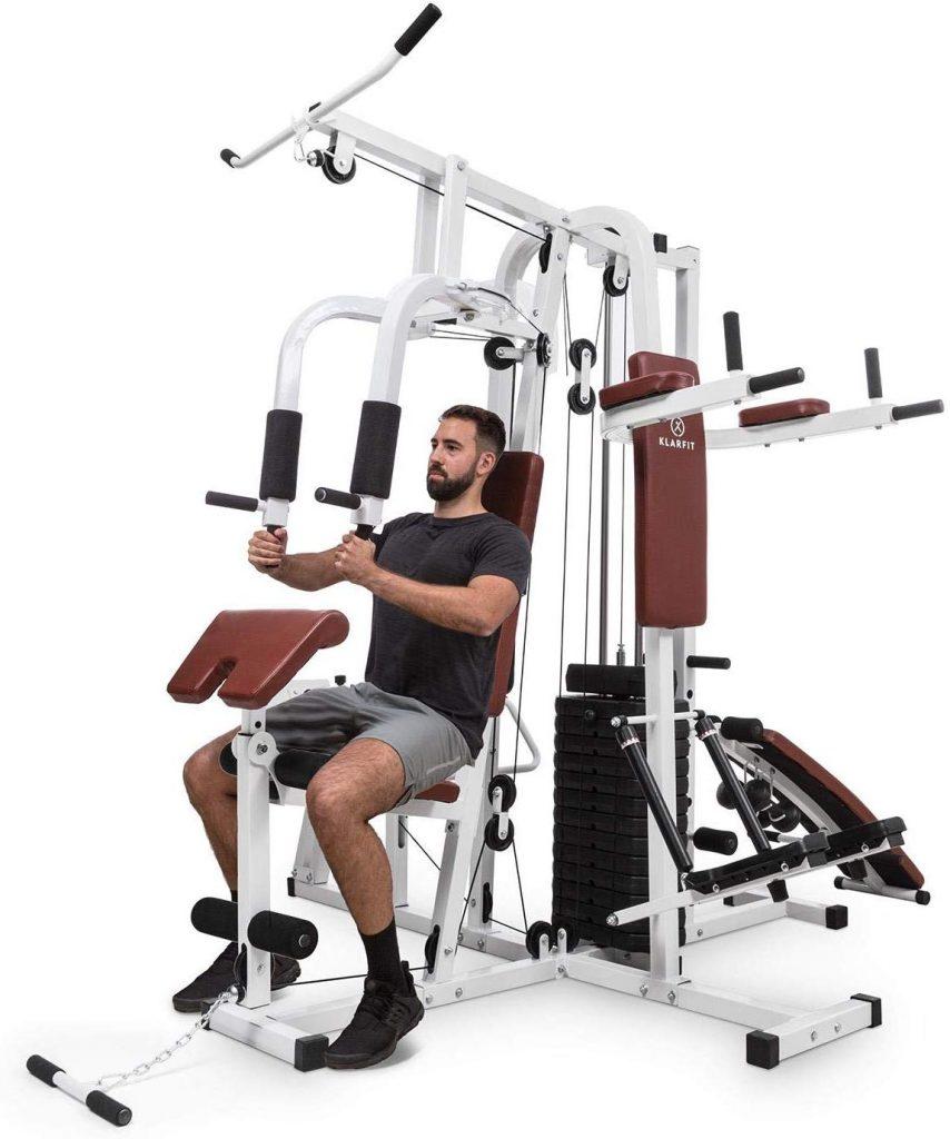 klar fit ultimate gym avis